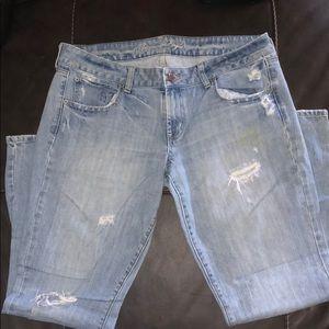 AE Flare leg  jeans
